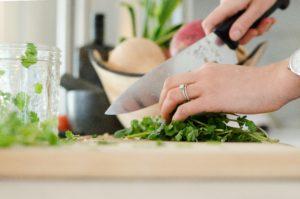 Apprendre le geste du couteau
