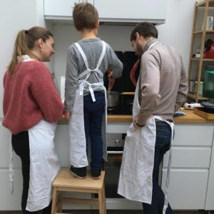cours de cuisines parent enfant
