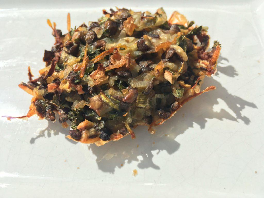galette veggie