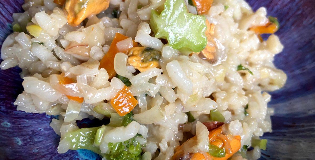 Les secrets du risotto