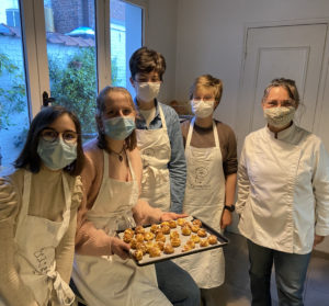 atelier cuisine privatisé