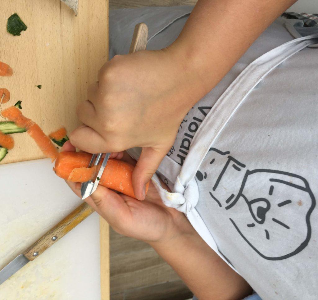 cours de cuisine particulier enfant